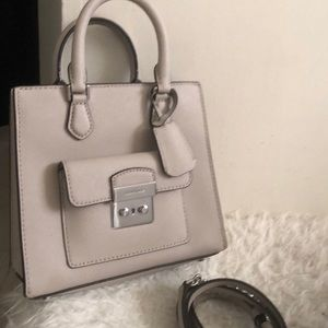 Michael Kors bridgette small safiano crossbody bag